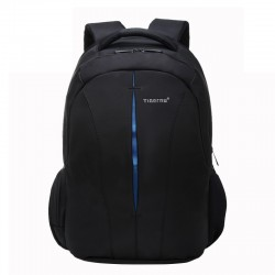 Рюкзак городской Tigernu T-B3105 черный с синим