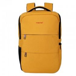 Рюкзак городской T-B3202 желтый