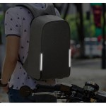 Рюкзак городской Tigernu T-B3213HC (каркас) темно-серый