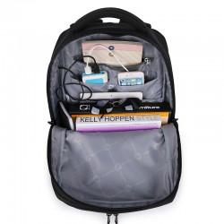 Рюкзак городской T-B3220 темно-серый