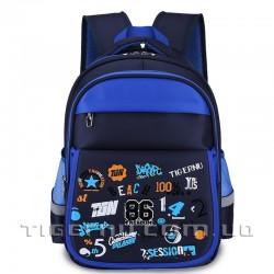 Рюкзак детский  T-B3227 синий