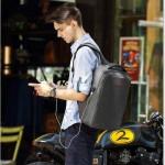 Рюкзак городской Tigernu T-B3237 темно-серый
