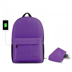 Рюкзак городской Tigernu T-B3249 фиолетовый