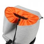 Рюкзак городской Tigernu T-B3596 серый
