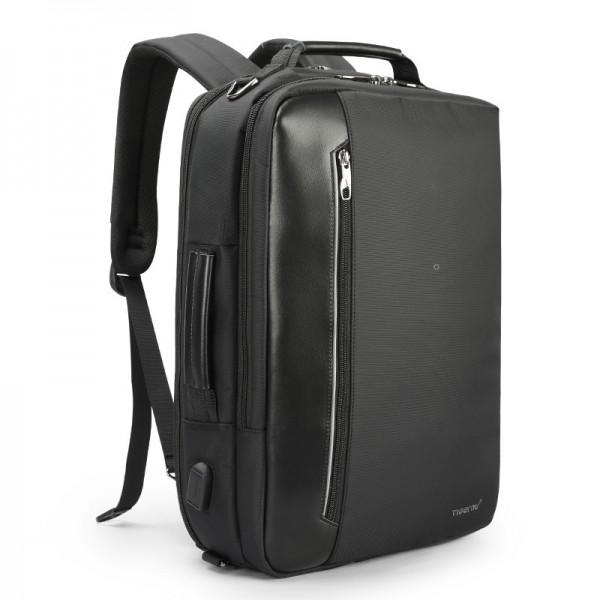 Рюкзак городской Tigernu T-B3639 черный