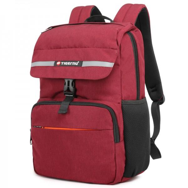 Рюкзак городской Tigernu T-B3900 красный