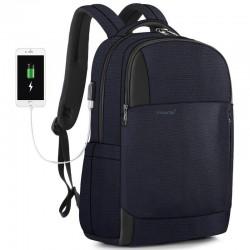 Рюкзак городской Tigernu T-B3906 темно-синий