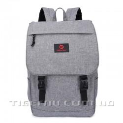 Рюкзак городской T-B3185 серый