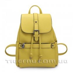 Рюкзак городской T-X8012 желтый